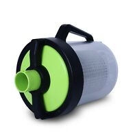 Leaf Canister For Above Ground Swimming Pool Suction-Side Cleaners