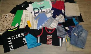 3T to 6 boys size 20 pieces Not So Mstry Box Kids clothes lot most are NWT