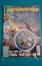 Animania Ausgabe 6/2016 Oktober/November mit DVD-ROM!!!!     NEU und OVP