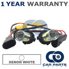 2X CANBUS WHITE HB3 CREE LED DIPPED BEAM BULBS FOR FORD PUMA VOLVO C30 CADILLAC