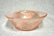 "Pink Diana 11"" Console Fruit Bowl"