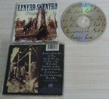 CD ALBUM THE LAST REBEL LYNYRD SKYNYRD 10 TITRES 1993