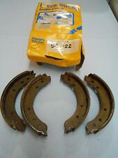 Ford Cortina - Consul - Capri - Corsair Girling Rear Brake Shoes - BS122