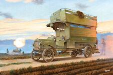 Roden 1/72 Type B WWI Omnibus 'Ole Bill' Bus # 732