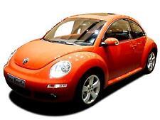 VW NEW BEETLE 3-doors 1998-2010 2-pc Wind Deflectors HEKO Tinted