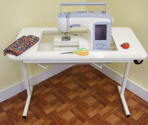 SEW & EMB TABLE fits Brother Quattro 6000D 4500D 2800D by ARROW