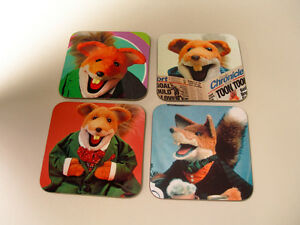 Basil Brush Drinks Coaster Set