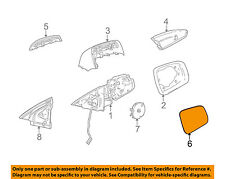 MERCEDES OEM 08-09 C300 Outside Mirrors-Front Door-Mirror Glass Right 2048100021