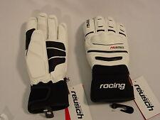 New Reusch Leather Ski Gloves World Champ Adult Size Medium 8.5 4601105S