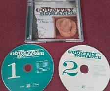 "VARIOUS - LIFETIME OF COUNTRY ROMANCE ""SWEET DREAMS"" 2x CDs Time Life Music MNT"