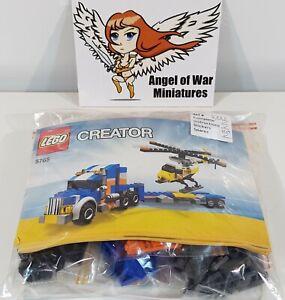 Lego 5765 Transport Truck Creator Microscale (2011)