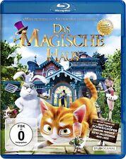 Blu-Ray * Das magische Haus * Matthias Schweighöfer * NEU OVP