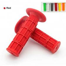 110cc 125cc ATV Scooter Quad Pit Bike Motorcycle Handlebar Hand Grips 22mm Red
