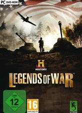History Legends Of War - JEU PC NEUF