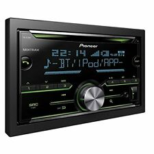 Pioneer Fh-x730bt Bluetooth Black Car Media Receiver - Receivers 4 x 50w