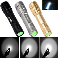3000 Lumens 3 Modes XML T6 LED 18650 Flashlight Torch For Outdoor Sports