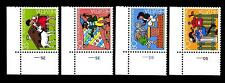 SWITZERLAND - SVIZZERA - 1984 - Pro Juventute. Personaggi dei libri per ragazzi