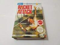 Racket Attack - Nintendo NES game - CIB UKV PAL A AUS