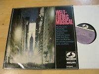 LP Welterfolg Musical West Side Story  Showboat  Oklahoma  Vinyl Marcato 73 843