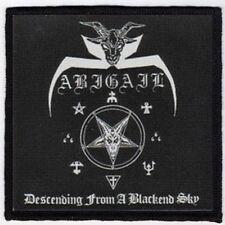 ABIGAIL PATCH / SPEED-THRASH-BLACK-DEATH METAL