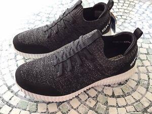 Skechers elite flex Sneaker Schwarz , Gr.42
