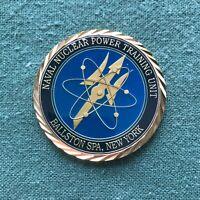 USN Naval NPTU Ballston Spa Command Master Chief CMC Personal Challenge Coin CPO