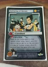 DBZ CCG - GATHERING OF HEROES GB7 UR Foil Promo Card - Score