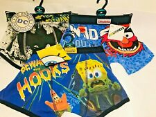 DC Comics Batman Boxer Shorts, Sponge Bob Boxer Shorts ,The Muppets Boxer Shorts