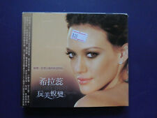 Hilary Duff Dignity 14 track Taiwan release with slipcase