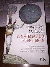 PIERGIORGIO ODIFREDDI IL MATEMATICO IMPENITENTE teadue brossurato