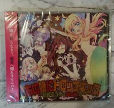 NEW F/S Jashin-chan Dropkick Dropkick On My Devil! OP and Character Songs CD