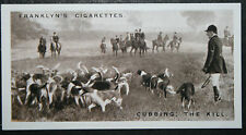 Whaddon Chase Foxhounds   Winslow  Buckinghamshire   Vintage 1920's Photo Card