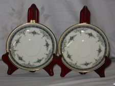 Minton Grasmere  Two Cup Saucers