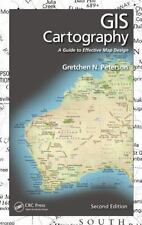 GIS Cartography: A Guide to Effective Map Design, Second Edition, Peterson, Gret