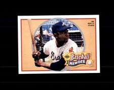 1991 Upper Deck Aaron Heroes #21 (J)