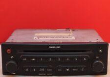 RENAULT LAGUNA ESPACE CARMINAT reproductor de CD Radio Nav código estéreo de coche GPS