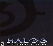 Halo 3 -- Legendary Edition (Microsoft Xbox 360, 2007)