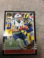 DEVIN MCCOURTY 2019 Donruss The Champ Is Here Card!!  NEW ENGLAND PATRIOTS