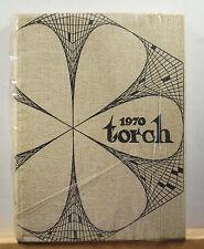 1970 Catalina High School Yearbook - Torch - Tucson Arizona AZ Annual