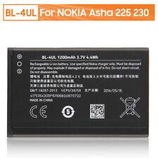 Original Replacement Battery BL-4UL For Nokia Asha 225 230 Batteries 1200mAh