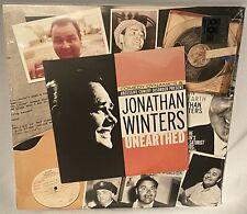 LP JONATHAN WINTERS Unearthed (3LP COLOR Vinyl RSD 2021) NEW MINT SEALED