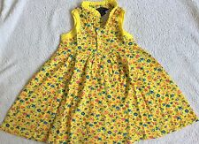 New Baby  Girls Ralph Lauren Floral Dress 6X