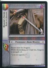 Lord Of The Rings CCG Foil Card TTT 4.U132 Ranger's Sword, Blade Of Aragorn