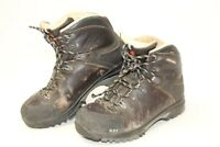 REI Womens 7.5 M Spirit III Waterproof Leather Lace Up Mountaineering Boots 6198