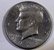 PIECE USA  KENNEDY HALF DOLLAR 1977   AA49