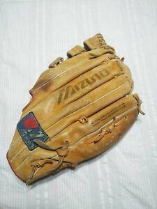 "Mizuno MT1000FB 12"" Professional Baseball Glove Left Hand Throw E-Z Pocket LHT"