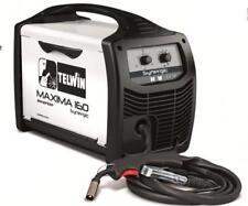 SALDATRICE INVERTER A FILO MAXIMA 160 SYNERGIC TELWIN POTENZA 2,6 kW - 115 Amp