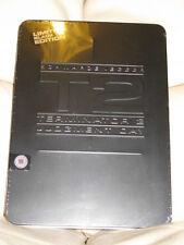 Terminator 2 - Judgment Day Limited Black Tin Edition DVD 2003 - Still Sealed R2