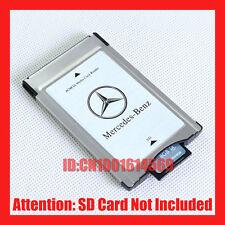 MERCEDES BENZ PCMCIA SD COMAND APS 50. NTG 4 NTG 4.5 . CLASE C CLASE E CLASE S
