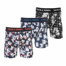Mens Boxer Shorts JACK & JONES City Life Graffiti  Underwear Trunks